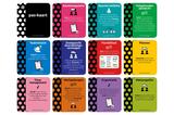 Executieve Functies bordspel - kaarten