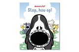 Woezel en Pip - Stop hou op - omslag