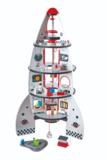 Ruimteschip - vier etages