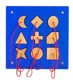 Wandpaneel - Figuren