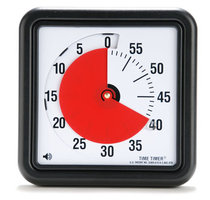 Time Timer Medium + gratis planner t.w.v. 9,95