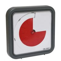 Time Timer Blanco kaart voor Time Timer Large
