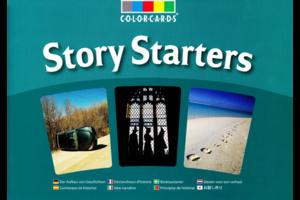Gespreksstarters - Story Starters