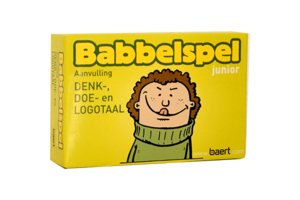 Babbelspel Junior - Uitbreidingsset