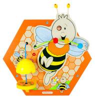 Wandpaneel Bijenkorf - Bij