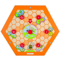 Wandpaneel Bijenkorf - Natuur