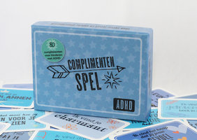 VOORVERKOOP: Complimentenspel ADHD
