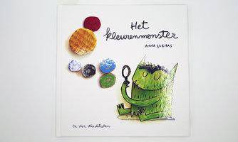 Het Kleurenmonster - Prentenboek