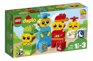 Duplo First Emoties