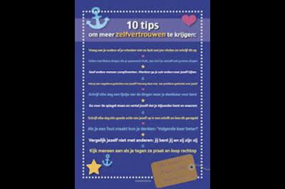 10 tips om meer zelfvertrouwen te krijen