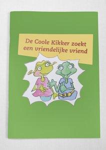 De Coole Kikker zoekt een vriendelijke vriend