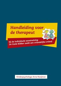 Handleiding voor de therapeut