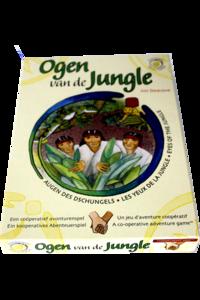 Ogen van de jungle