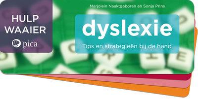 Hulpwaaier dyslexie