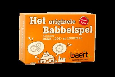 Het Originele Babbelspel Uitbreidingsset