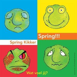 Spring Kikker Spring