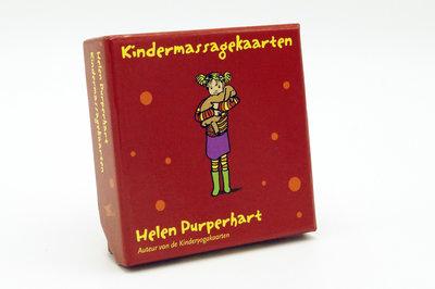 Doosje Kindermassage kaarten