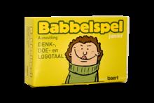 Babbelspel Junior Uitbreidingsset